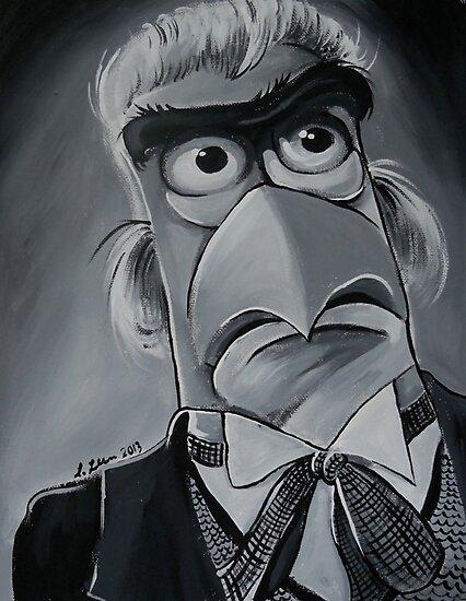 Sam Eagle, First Doctor by lissyleem
