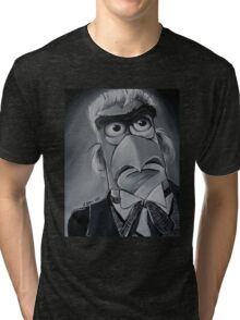 Sam Eagle, First Doctor Tri-blend T-Shirt