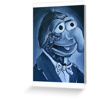 Gonzo, Second Doctor Greeting Card