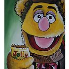 Fozzie, Fourth Doctor by lissyleem