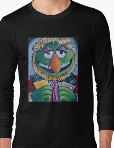 Dr. Teeth, Sixth Doctor Long Sleeve T-Shirt