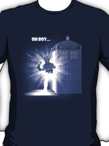Who IS Doctor Beckett? T-Shirt