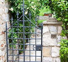 Vertine Gate by Adrian Alford Photography