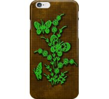 Floral Nights iPhone Case/Skin