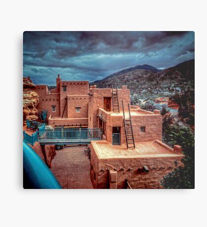 The Pueblo Metal Print
