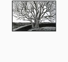 Solitary, A Tree Ink Drawing Classic T-Shirt