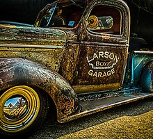 Larson Boyz Garage by Jay Stockhaus