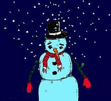 Snowman by Craig McEwan