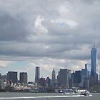 1 World Trade Center  - September 13, 2013 by Patricia127