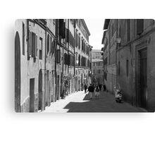 Siena Laneway Canvas Print