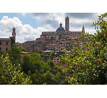 Siena Photographic Print