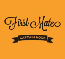 Once Upon a Time - Captain Hook - First Mate by VancityFilming