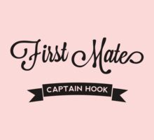 Once Upon a Time - Captain Hook - First Mate Kids Clothes