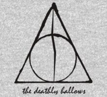 the deathly hallows by lauraschambers