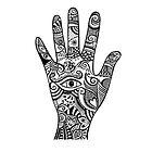 Hand of Creativity by Wealie