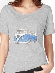 VW Van Split Screen 1966 Women's Relaxed Fit T-Shirt