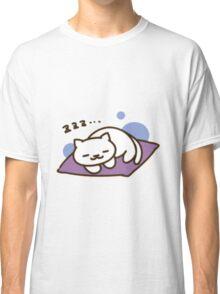 Neko Atsume, Tubbs sleeping Classic T-Shirt