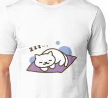 Neko Atsume, Tubbs sleeping Unisex T-Shirt
