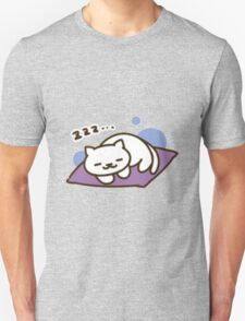 Neko Atsume, Tubbs sleeping T-Shirt