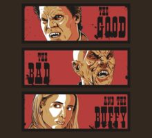 The Good The Bad and The Buffy T-Shirt