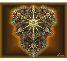 Star Jewelery Photographic Print
