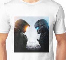 Spartan vs. Spartan Unisex T-Shirt
