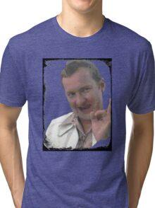 Cousin Eddie Johnson Tri-blend T-Shirt