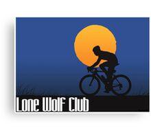 Lone Wolf Club Canvas Print