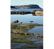 Merewether to Bar via Ladies Photographic Print
