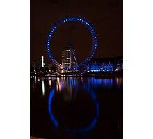 8 London Eye Photographic Print