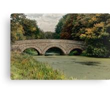 Bridge at Kimberley Canvas Print