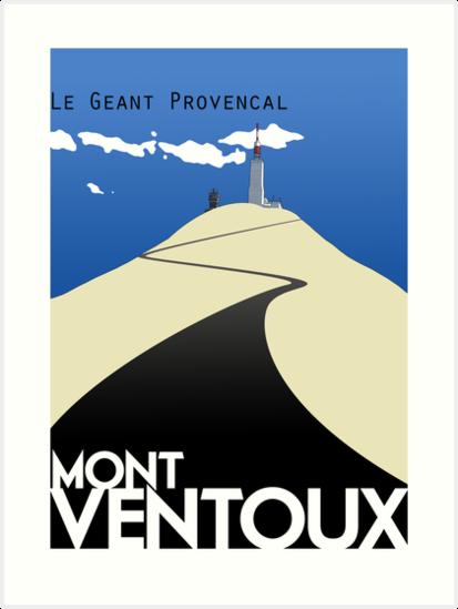 Mont Ventoux by Rastas748