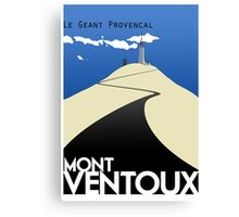 Mont Ventoux Canvas Print