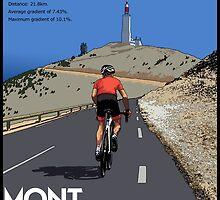 Ventoux Climb by Rastas748