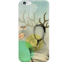 audreys virtue iPhone Case/Skin