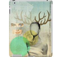 audreys virtue iPad Case/Skin
