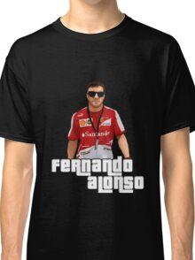 Alonso GTA Style Classic T-Shirt