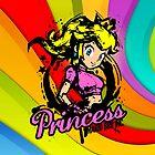 Princess by coffeewatson