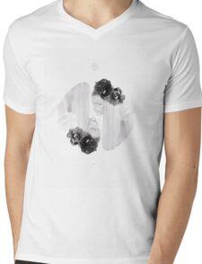 selene and eos Mens V-Neck T-Shirt