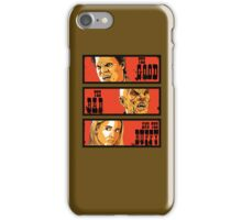 The Good The Bad and The Buffy iPhone Case/Skin