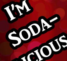 Cola Sticker