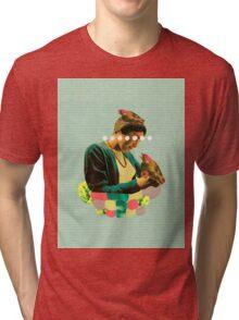 nesting Tri-blend T-Shirt