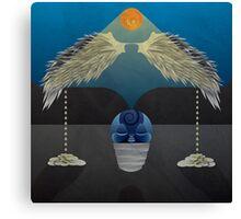 Baby Icarus Canvas Print
