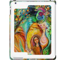 Rebecca watered the camels iPad Case/Skin