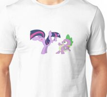 Spike offends Twilight Unisex T-Shirt