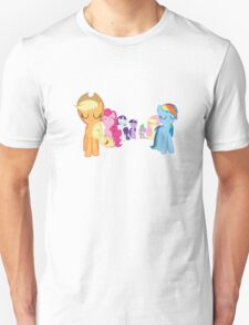 The Mane Six Trust Themselves T-Shirt