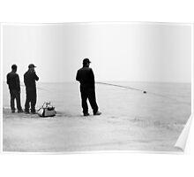 Fishermen Friends, Jeju Island, South Korea Poster