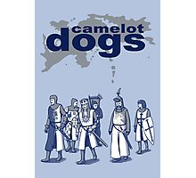 Camelot Dogs Photographic Print