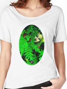Hide and Seek Women's Relaxed Fit T-Shirt