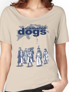 Camelot Dogs Women's Relaxed Fit T-Shirt